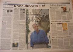 Hallandsposten crime page