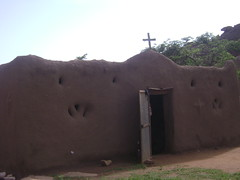 Church in Dogon Country.