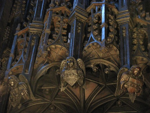 Manchester Cathedral - Singing Angels