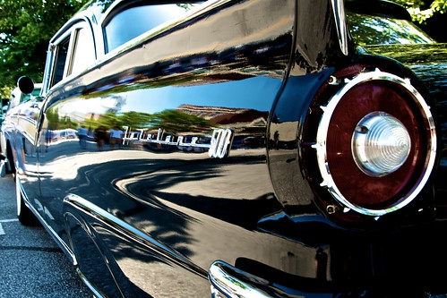 Ford Fairlane 500 by MatthewOsbornePhotography