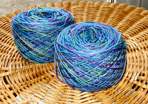 Lorna's Lace Shepherd Sock 504 Lakeview (4)