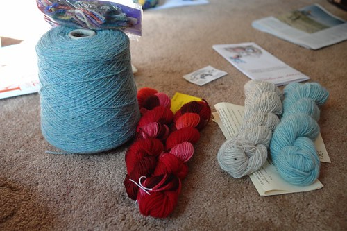 Yarns from MSW 2008
