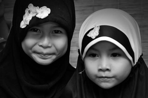 anak perempuan paling comel dan paling kecil