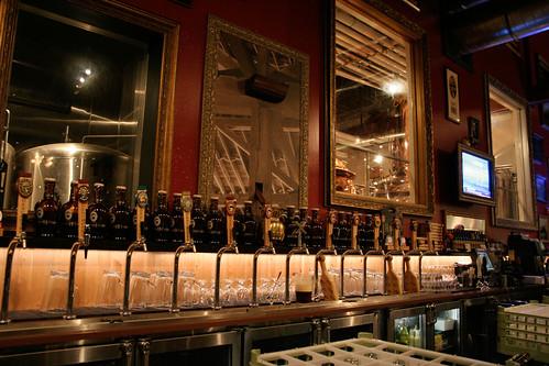 Bar #2 taps