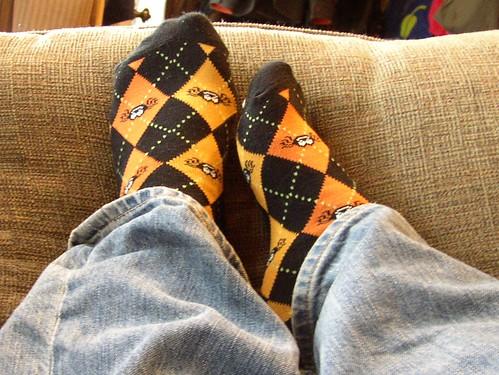 halloween socks!