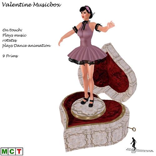valentine musicbox