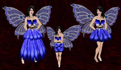 Avilion Mist - Midsummer Night - Blue Orchid