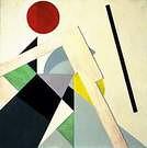 Kurt Schwitters. Composición de 8 lados, 1930.