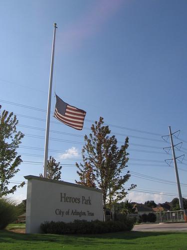 Heroes Park, Arlington, TX