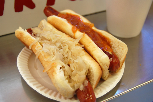 Gray's Papaya Hot Dogs