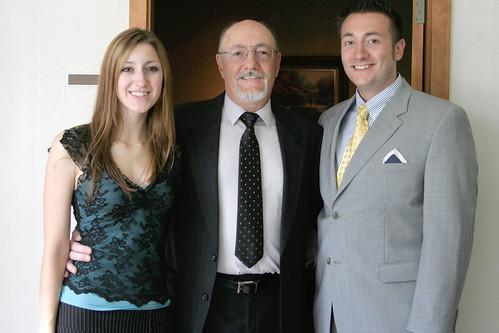 Me, Dad & Dustin