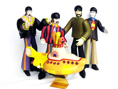 Beatles_Yellow Submarine9