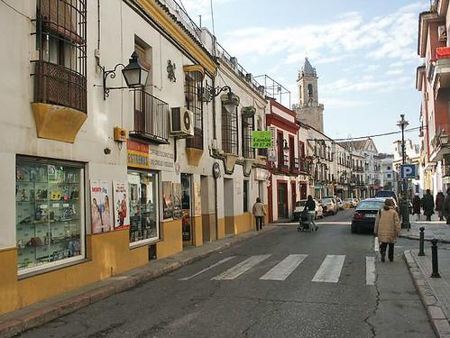 Calle del Realejo en Cordoba