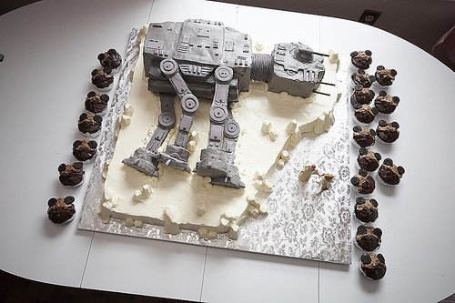 Ultimate Star Wars Wedding