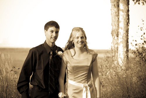 Prom over the Kenai (by Leaca's Philosophy)