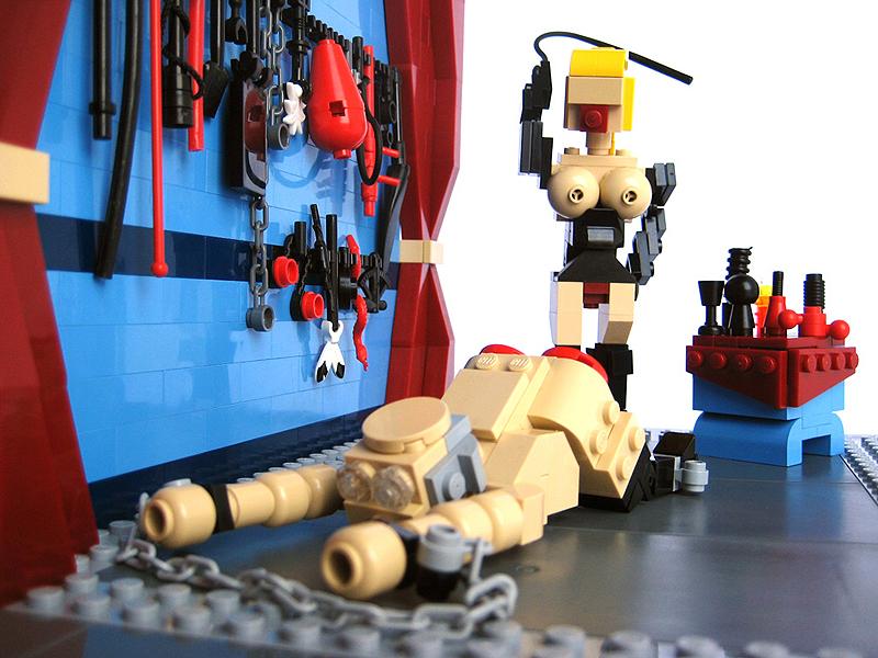 Lego sadomaso