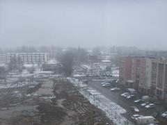 Sniegas pavasarį #1