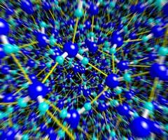 Water in hydrogen bond network