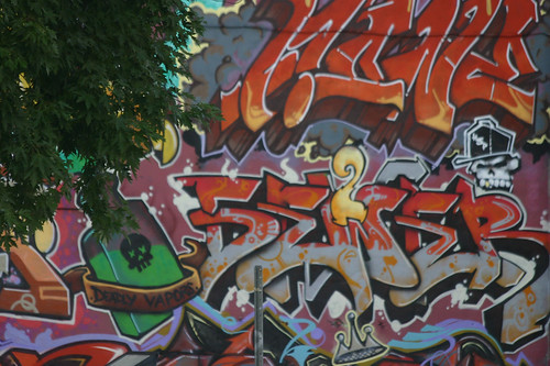 graffitti art montreal