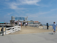 Ocean Eddie's at the Fishing Pier