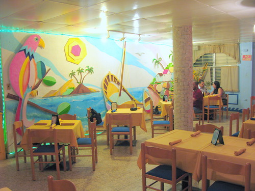 Paradise Seafood, Punta Santiago PR by you.