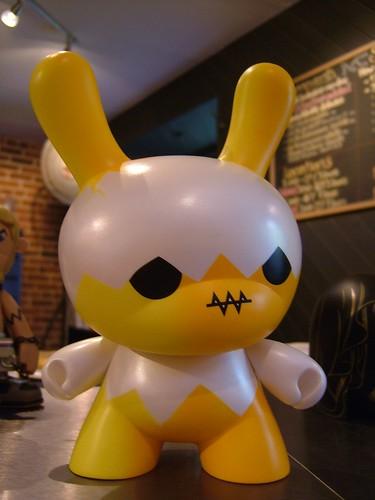Eggy Dunny - Devilrobots