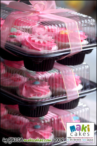 Cupcake Tunangan