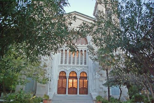 Avis Triada Greek Orthodox Church, Kadikoy, Rum Ortodoks klisesi
