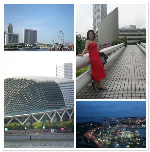 My Singapore mosaic