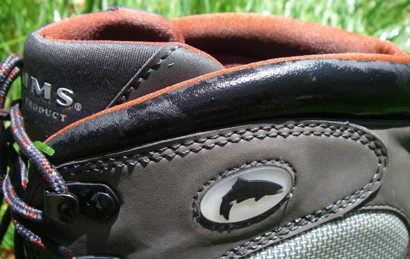 Simms Boot Top