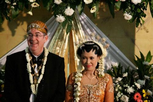 Joe and Ana's wedding