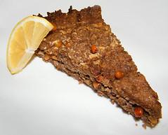 Afaf's Baked Kibbeh, by MyLastBite.com