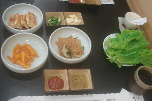 韓國餐廳_金李朴小 菜 1