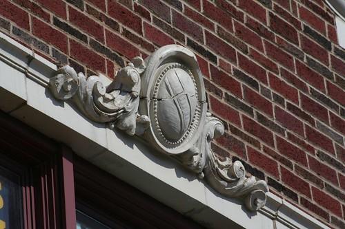 Ornamental lintel