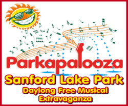 Parkapalooza at Sanford Lake Park