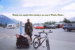 Alaska bike trip