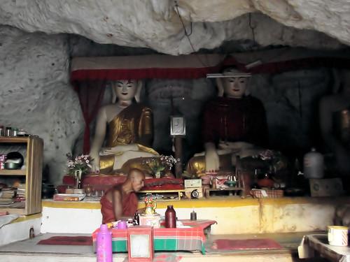 La cueva de meditación Tha Inn