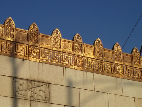 Art Deco detail