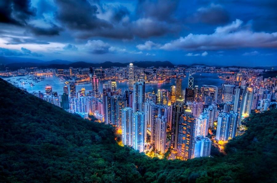 The Megopolis Hong Kong - What Happens Around Dusk