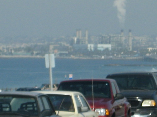 air pollution in the environment