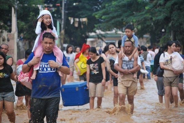Storm ondoy