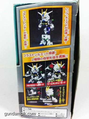 Gundam DformationS Blast Impulse Figure Review (3)