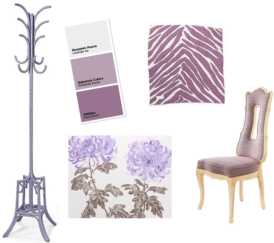 Got a Passion for Purple?