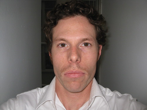 Day 5 - Come on people, my stache will only grow if you start giving up the cash!!