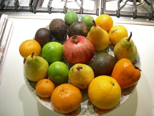 California November fruit goodness