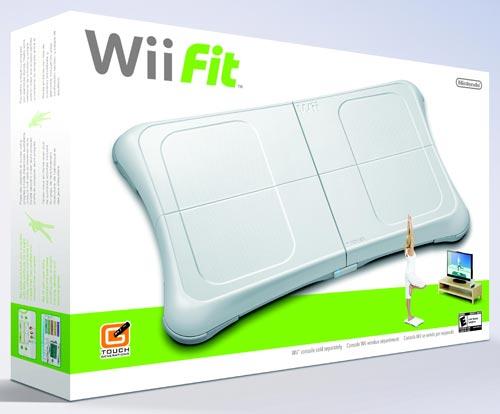 Nintendos Wii Fit
