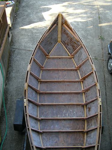 Boat Refinishing Project