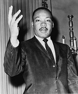 Martin_Luther_King_Jr by yaddab.