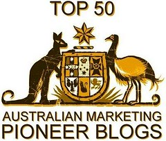 Top 50 Australian Marketing Pioneer Blogs