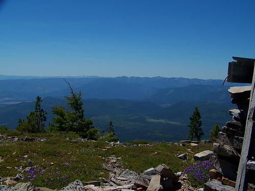 Baldy Mountain to Penrose Peak